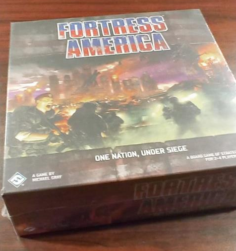 Sealed Silent Fortress America